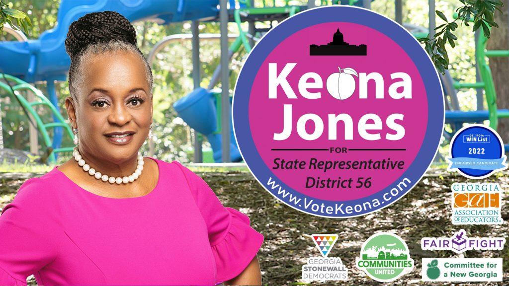 Keona Jones for Atlanta City Council District 3